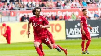Bayern pokonuje Borussię Mönchengladbach. Zirkzee z kolejną bramką