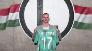 Ile można czekać, czyli piłkarska historia Mateusza Cholewiaka