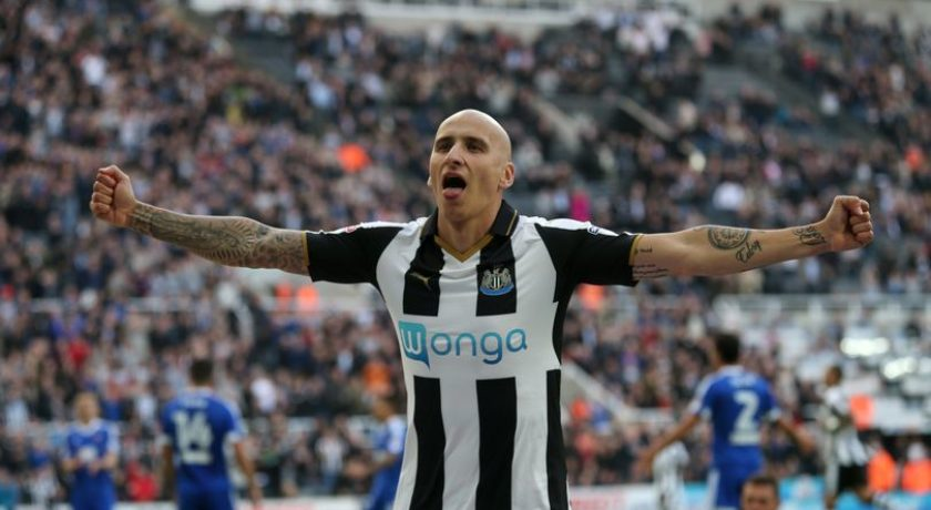 Jonjo Shelvey – bohater na trudne czasy Newcastle United