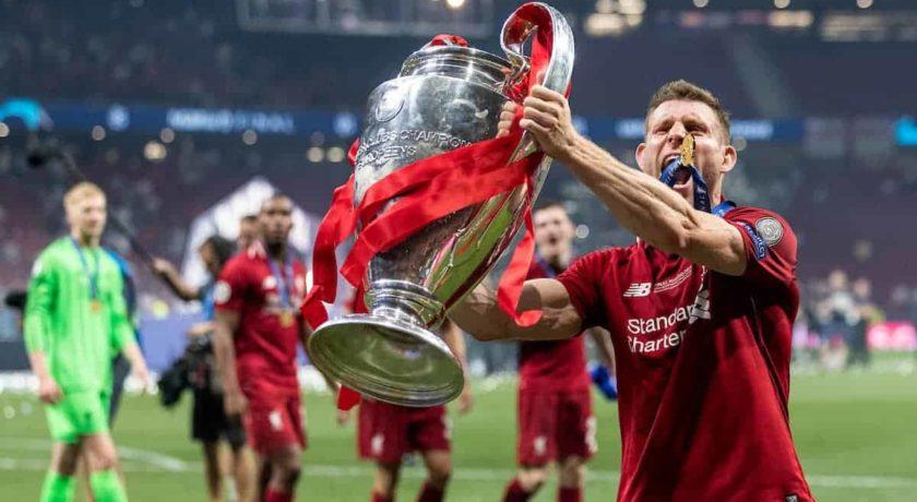 James Milner – profesjonalista, który częściowo zastąpił Stevena Gerrarda