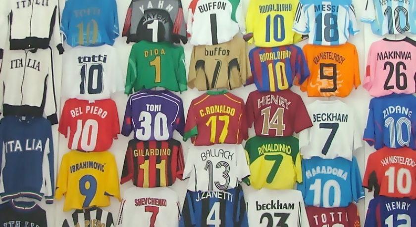 Futbolowa moda – historia koszulki piłkarskiej, część 1