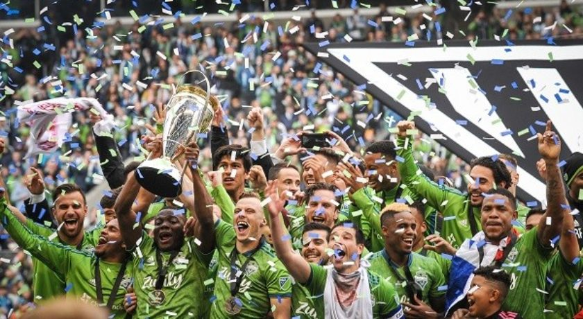Seattle Sounders rządzą Ameryką