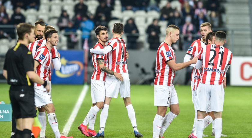 Cracovia zdobywa Puchar Polski po golu w końcówce!