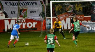 Eliminacje Ligi Mistrzów, przystanek pierwszy – Linfield FC
