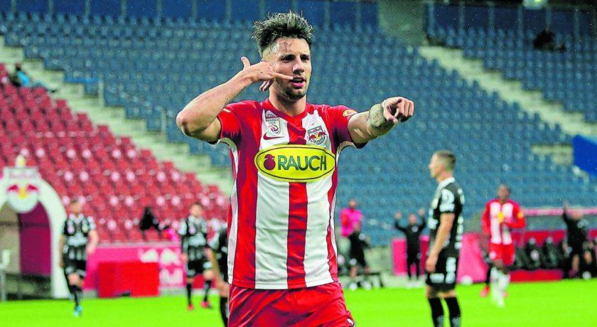 Dominik Szoboszlai – nowa gwiazda Salzburga