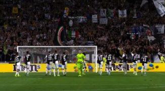 Italiada #2: Spektakl w Turynie. Derby Rzymu na remis