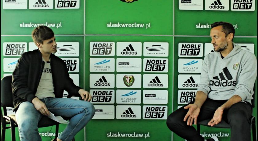 GOŚĆ SPECJALNY #1: trener Piotr Jawny