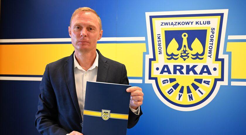 Pierwszy ruch nowych właścicieli. Ireneusz Mamrot trenerem Arki!