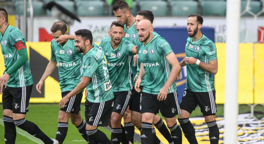 Zadanie wykonane. Legia Warszawa w 4. rundzie eliminacji do Ligi Europy!