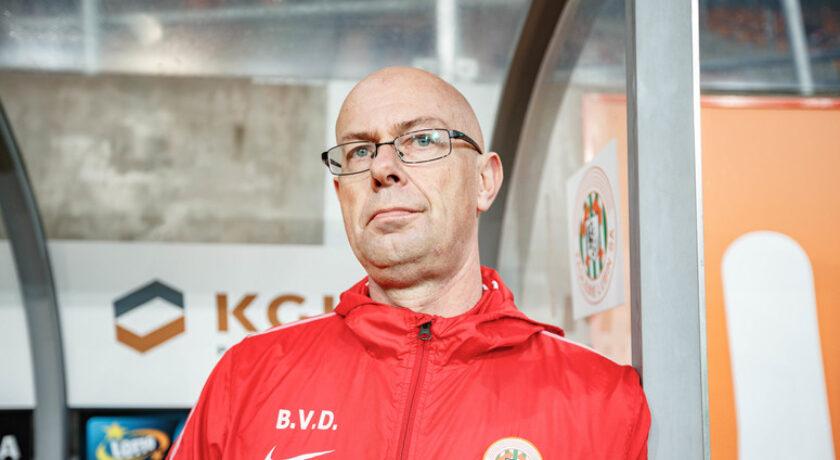 Ben van Dael: Skauting w Zagłębiu? Był niewystarczający [WYWIAD]