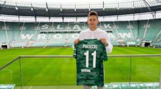 Udany debiut w rodzinnych stronach – Fabian Piasecki z bramką dla Śląska