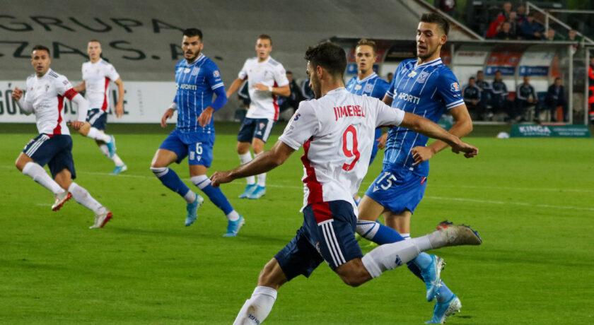 Czy kolejne gole Jimeneza i Gutkovskisa pomogą ich klubom w walce o ekstraklasowe punkty?