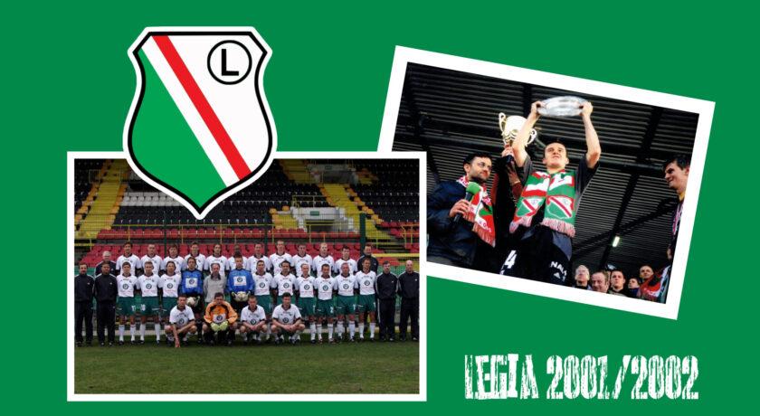 Legia Warszawa z siódmym tytułem po siedmiu latach oczekiwania