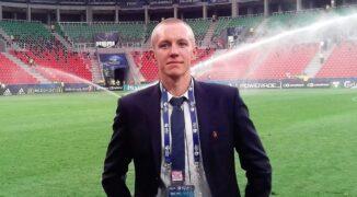 """Kornel Paszkiewicz: """"Jeśli piłka nie jest twoją pasją, w sędziowaniu daleko nie zajdziesz"""" (WYWIAD)"""