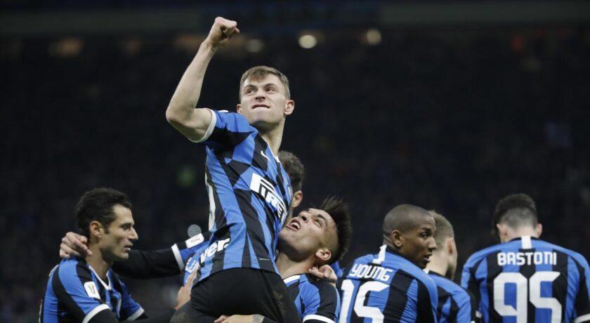 Derby d'Italia dla Interu! Juventus bezradny