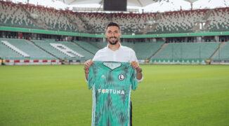 Filip Mladenović kolejnym piłkarzem sprawdzonym w ekstraklasie, który trafia do Legii