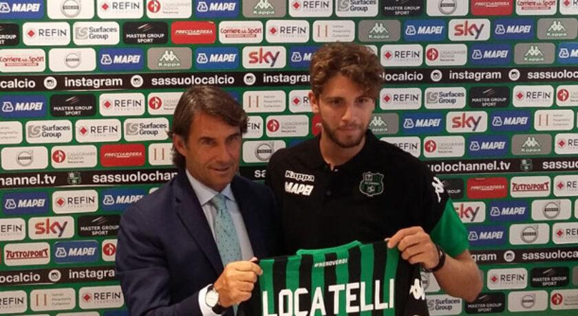 Manuel Locatelli – kolejny reanimowany przez Sassuolo. Teraz kadra