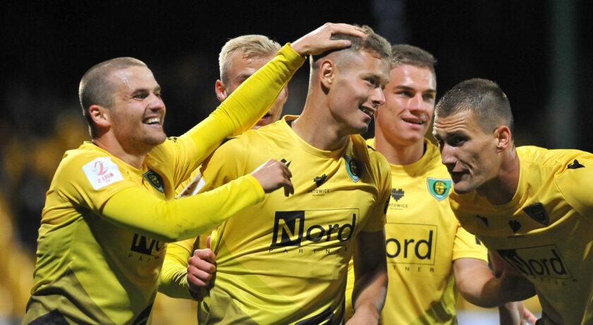 GKS Katowice zostaje nowym liderem eWinner 2. Ligi