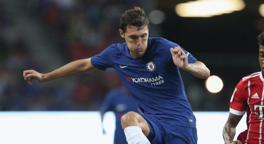 Andreas Christensen zasługuje na nową umowę? Czy Porto to potwierdzi?