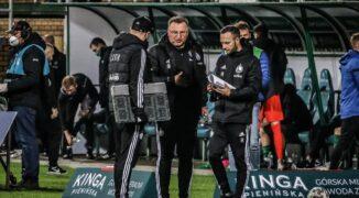 Lech i Legia bezbramkowo remisują w derbach Polski