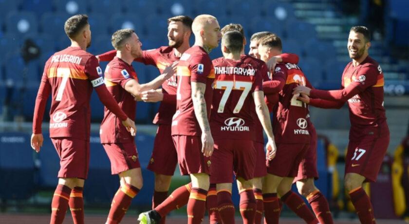 Roma ogrywa Ajax i jest blisko półfinału