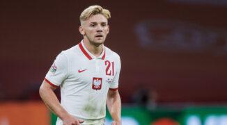Czy Kamil Jóźwiak szybko przekona do siebie nowego selekcjonera?