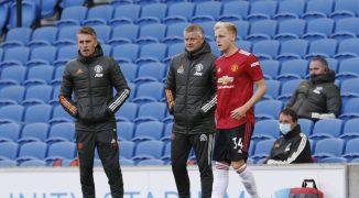 Dlaczego Donny van de Beek nie gra w Manchesterze United?