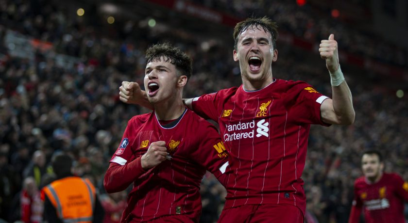 Liverpool, ogrywając Manchester, dostał pozytywnego kopa