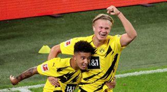 Borussia Dortmund zdobywa Gladbach!