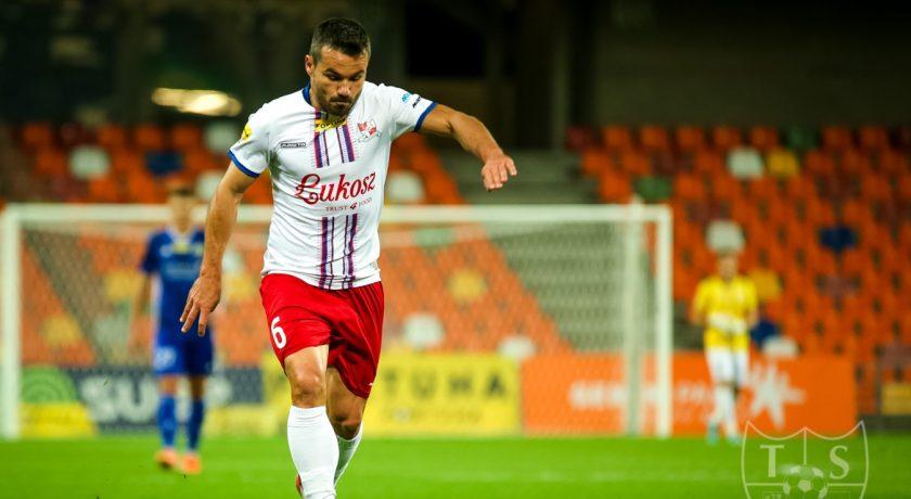 Tomasz Nowak: Kocham piłkę, rywalizację i adrenalinę [WYWIAD]