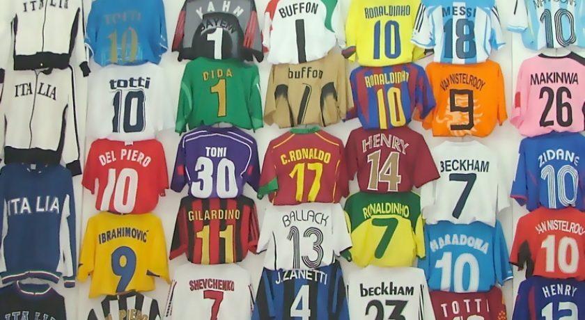 Futbolowa moda – historia koszulki piłkarskiej, część 2