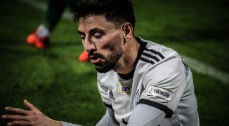 Legia remisuje z Jagiellonią i traci szansę na fotel lidera