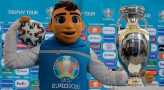 EuroRaport iGola: Dania zajęła drugie miejsce w grupie B!