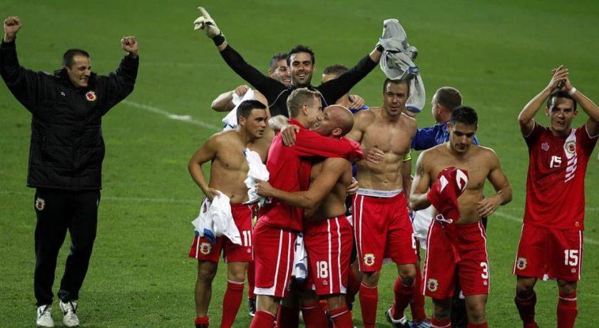 Gibraltar awansował do Dywizji C Ligi Narodów!