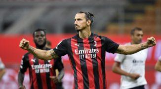 Ibrahimović ponownie królem Włoch! Milan pokonuje Napoli