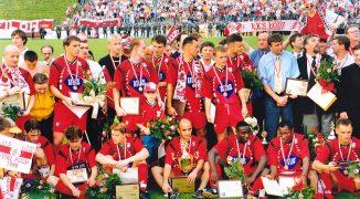 Historia wielkiego ŁKS-u – Mistrzostwo Polski 1998