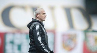 Vitezslav Lavicka na świeczniku. Śląsk Wrocław nie wierzy już w trenera, który wyciągnął go z dołka