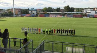 Legia II Warszawa zwycięska w derbowym pojedynku