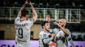 Legia wygrywa z Zagłębiem Lubin i pewnie zmierza po mistrzostwo