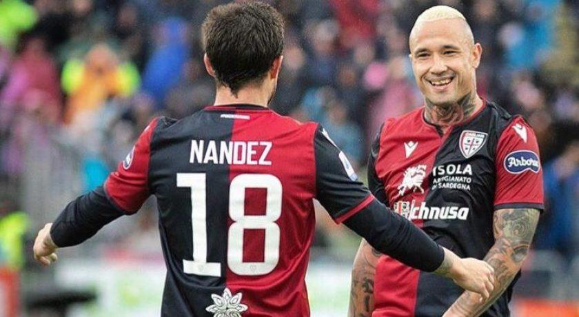 Cagliari nie składa broni w walce o utrzymanie. Cerri postrachem Parmy