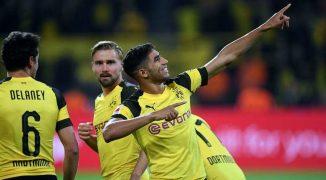 Ta ostatnia sobota – Achraf Hakimi żegna się z Borussią Dortmund