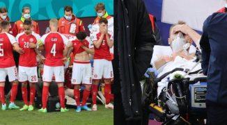 Czy reprezentacja Danii jeszcze się pozbiera? Zagra dla Christiana?