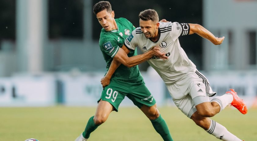 Czy Legia Warszawa powinna się wstydzić swojej porażki z Radomiakiem?