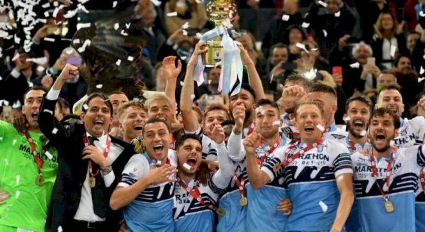"""Lazio: """"Największy z małych klubów"""""""