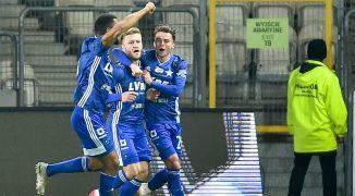 Wisła Kraków wygrywa 1:0 z Lechem Poznań i oddala się od strefy spadkowej!