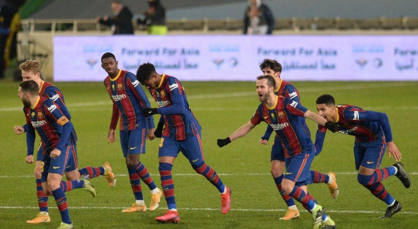 FC Barcelona i Athletic Bilbao w walce o Superpuchar, czyli o co?