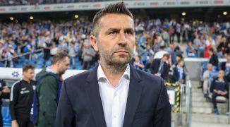 Nenad Bjelica może przerwać passę Dinamo Zagrzeb