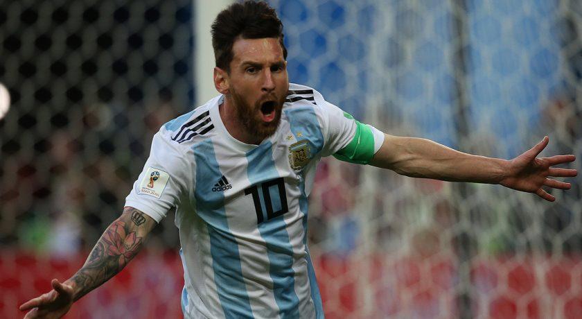 Niepokonana Argentyna celuje w przyszłoroczny mundial