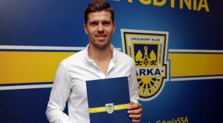 Klubowych powrotów ciąg dalszy – Michał Marcjanik w Arce Gdynia
