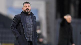 Gennaro Gattuso wygrywa mecz ostatniej szansy. Napoli pokonuje Juventus